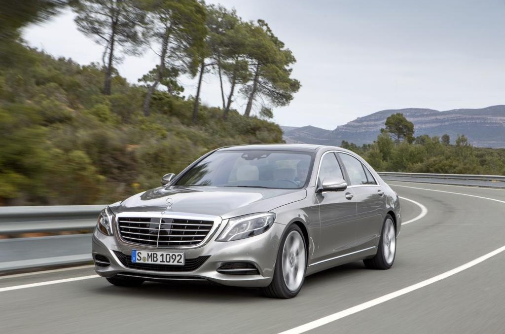 "Mercedes-Benz takes first place four times at the ""Auto Trophy 2015 World's Best Cars"""