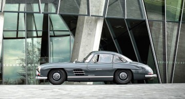 All Time Stars – Vintage Mercedes-Benz cars for sale