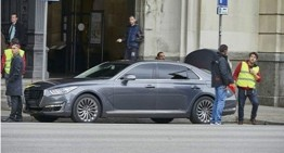 Unexpected S-Class rival materializes into Hyundai's new Genesis G90