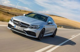 Mercedes-AMG C 63 S Coupe test. Alles über 510 HP C-Class