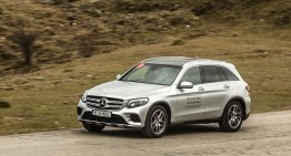 Hydrogen powered Mercedes GLC, here next year