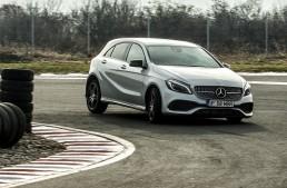Mercedes A 200 d facelift review