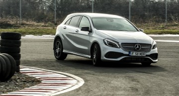 Mercedes A 200 d facelift review