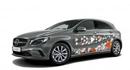The Mercedes-Benz A-Class is going dance-pop in Japan