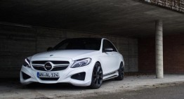 The Mercedes-Benz C 450 AMG by Lorinser. It takes more than a magic trick