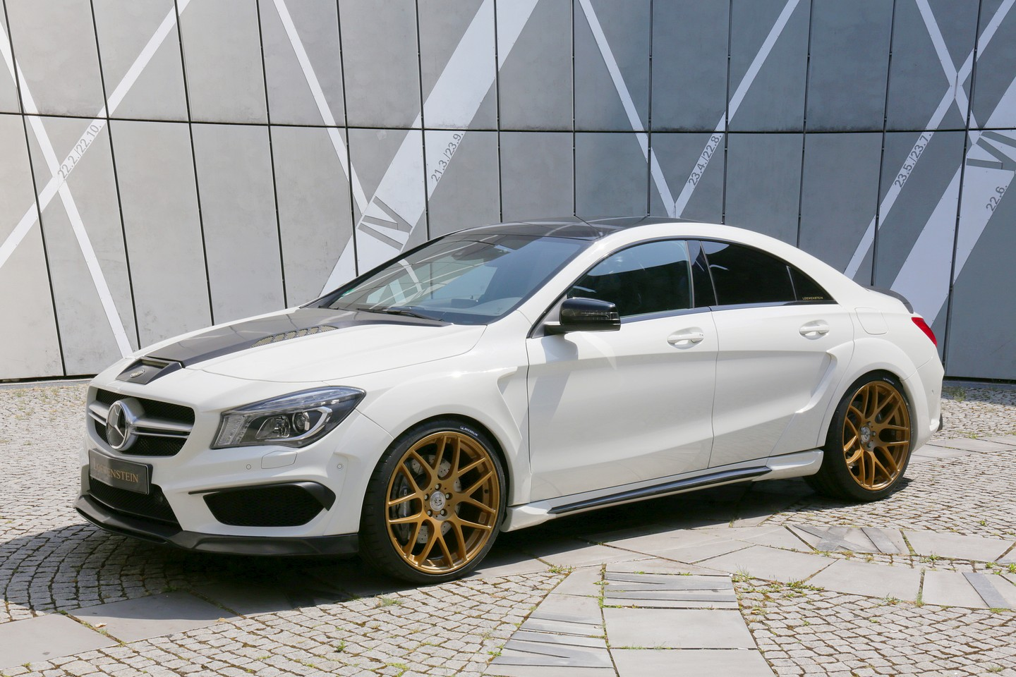 Perfect The Mercedes Benz CLA 45 AMG By Loewenstein   MercedesBlog