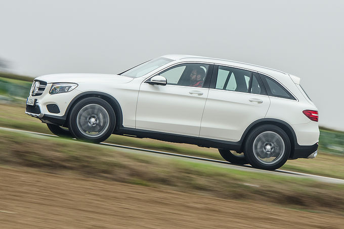 First review Mercedes GLC 350 e by auto motor und sport