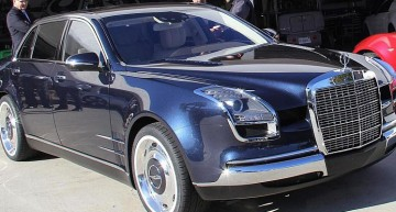 It just can't get any stranger than that – the Mercedes Royale 600