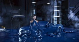 Made for the catwalk – The Mercedes-Benz SL arrives at the Fashion Week in Berlin