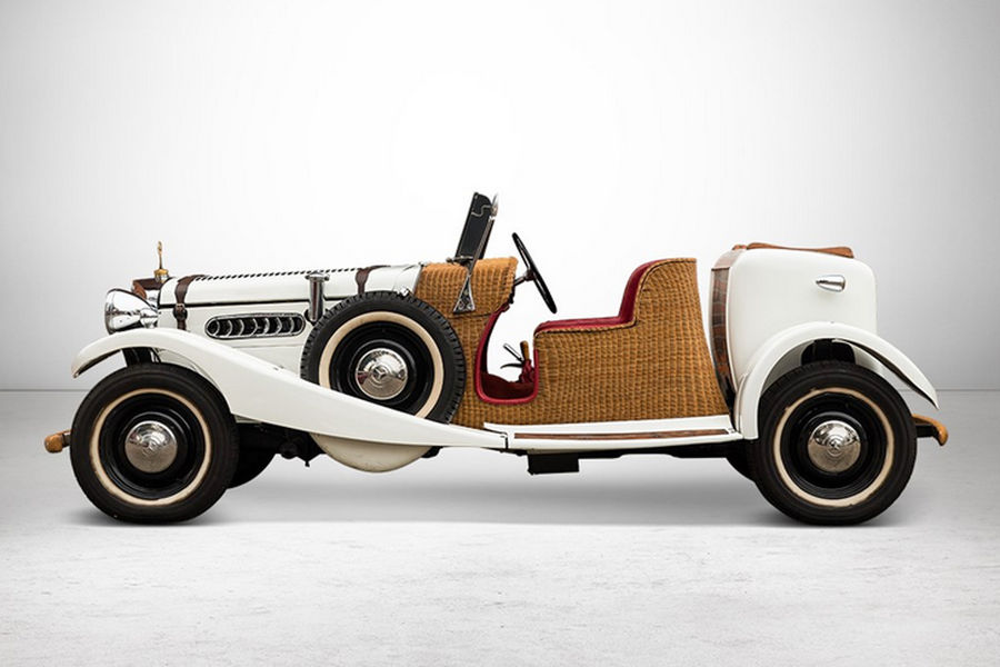 Classic Mercedes models underperform at Auctionata autumn sale