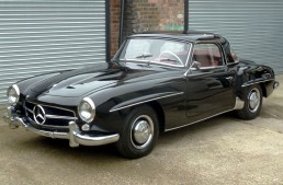 Vintage Mercedes models star at H&H Classics auction
