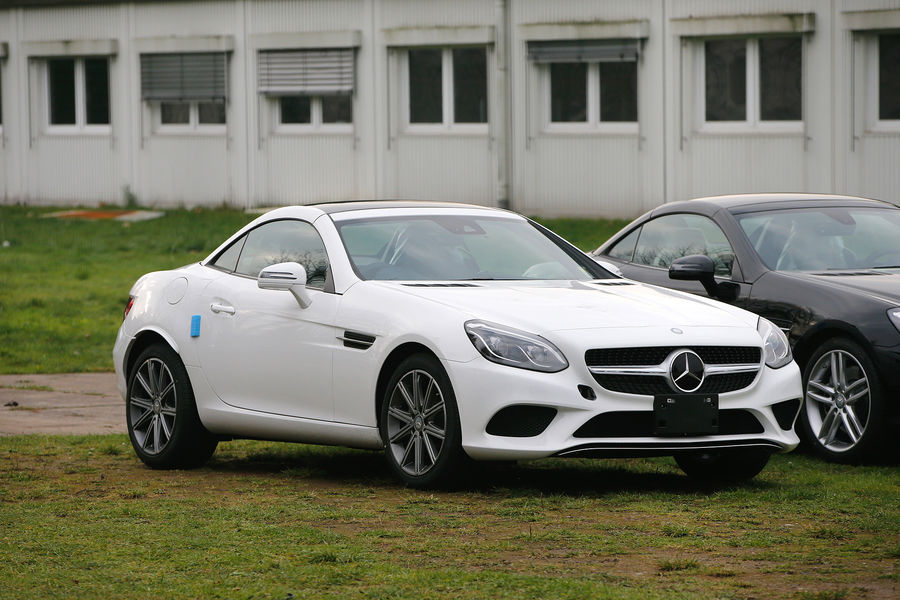 This is it! 2016 Mercedes SLC revealed without any disguise