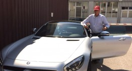 Private Garage: F1 legend Niki Lauda and his passion for Mercedes