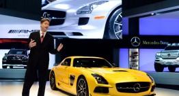 Ola Kallenius, Zetsche's successor for Daimler top job?