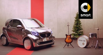 The smart song – smart fans can make their own Christmas carol