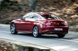 First review Mercedes C 200 Coupe