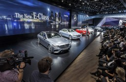 Shine bright: Mercedes-Benz Cars at NAIAS 2017 – LIVE