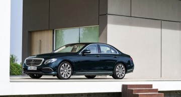 THIS IS IT! 2017 Mercedes-Benz E-Class revealed in official photos