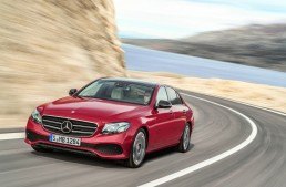 Mercedes-Benz E-Class was granted autonomous driving license in Nevada