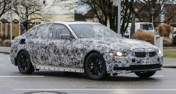 C-Class, beware! 2018 BMW 3 Series spied for the first time