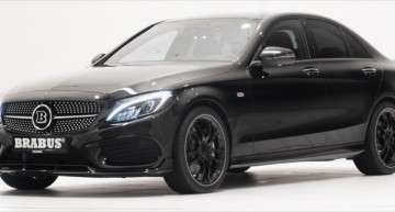 Brabus tuned the Mercedes-AMG C 43 even before it was confirmed