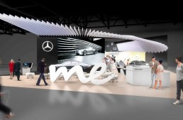 It's happening in Vegas – Mercedes-Benz is taking center stage at CES 2016