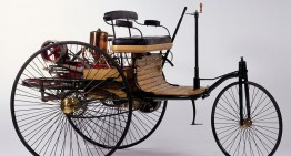 January 29, 1886 – The first automobile was born