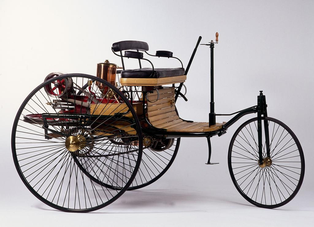 January 29 1886 The First Automobile Was Born