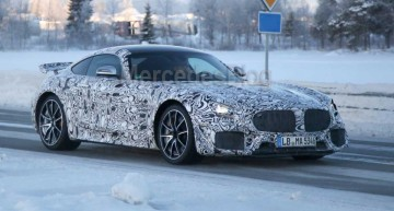 Hot 550 hp Mercedes-AMG GT-R comes out to play. LATEST INFO
