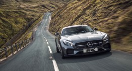 Mercedes AMG GT review by Car magazine