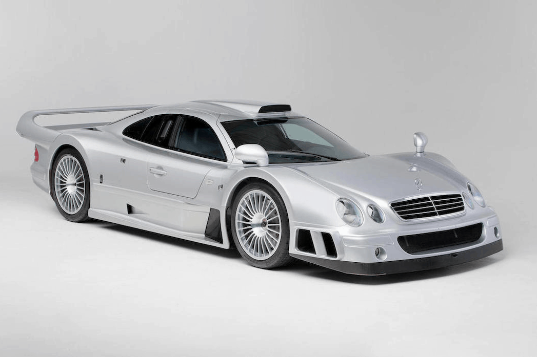 Rare Mercedes Clk Gtr Amg Can Be Yours For 2 2 Million Mercedesblog