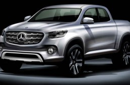 Inside information: the Mercedes-Benz pick-up might be the X-Class