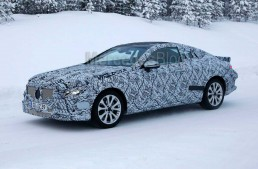 World-first! 2017 Mercedes E-Class Coupe secrets unfolded
