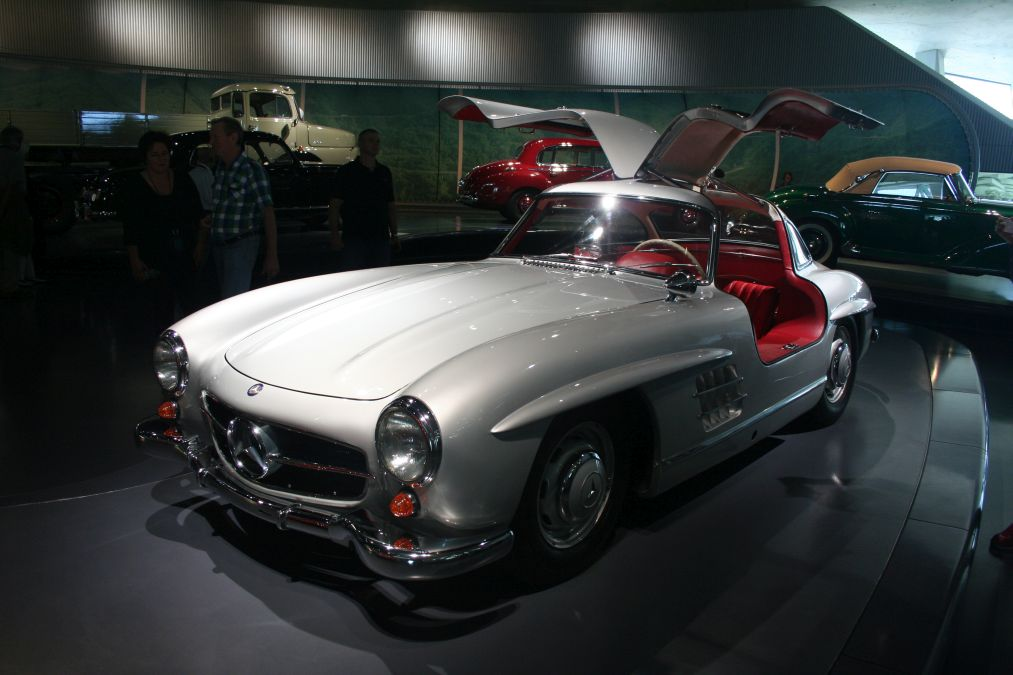 The future needs a past – All year long anniversary at the Mercedes-Benz Museum