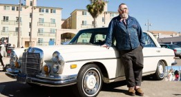 Stranger than strange: Traveling the world with a puppet and a Mercedes-Benz 280SEL