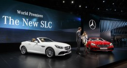 Dream cars for a dream year – Mercedes-Benz, ready for new records in 2016
