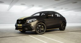 You have seen nothing yet! Mercedes-AMG GLE 63 Coupe by Wheelsandmore