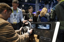 """""""It's all about me"""". All-new Mercedes-Benz E-Class preview at CES 2016"""