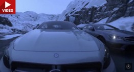 Driveclub first-ever 360-degree video shown by Mercedes
