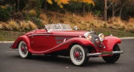 The $10 million car – the Mercedes-Benz 540K Special Roadster