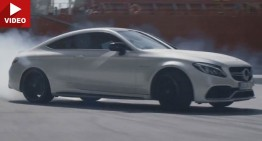"Nothing more ""Challenging"" than the Mercedes-AMG C 63 S Coupe"