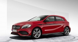 Get sporty! Exclusive AMG Body Kit for the A-Class