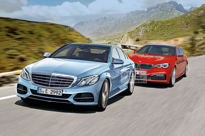 War in all segments: BMW vs Mercedes in auto motor und sport analysis