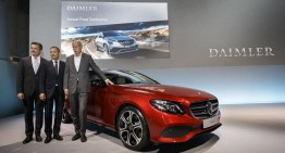 2015 Daimler financial results: record sales, revenue and earnings