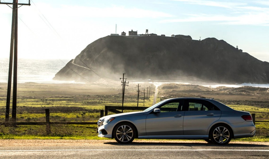 Make it last – California road trip onboard a Mercedes-Benz E 350