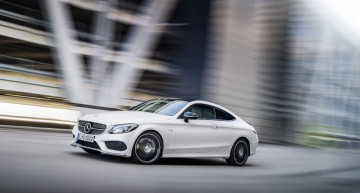 This is the Mercedes-AMG C 43 Coupé – The muscle car with a svelte silhouette