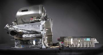Mercedes F1 AMG W07 engine sound 2016