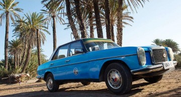 Mercedes-Benz 240 D – A lifetime on the road and never broke down once!