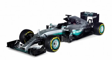 Official: Meet the car to beat – Mercedes AMG PETRONAS F1 W07 Hybrid