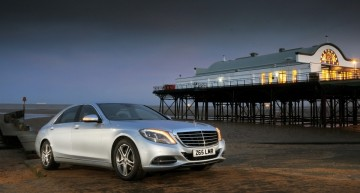 """Mercedes-Benz S-Class is the """"What Car?"""" Luxury Car of the Year 2016"""